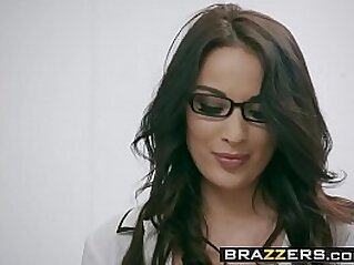 Big Tits at School Romance Languages scene starring Anissa Kate and Marc Rose