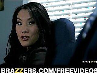 jav  babe  ,  boss  ,  brunette   porn movies